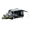 mini camping trailer with kitchen for hot sale