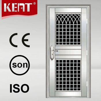 Best Selling Standard Steel Security Door Manufacturer