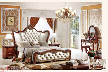 Factory price of luxury american style bedroom