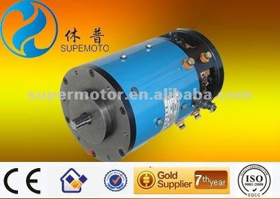 Diffeial Ev Dc Motor For Car
