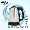 small kitchen appliance GS CE CB electrical kettle 1.8L electric kettle for hotel selling
