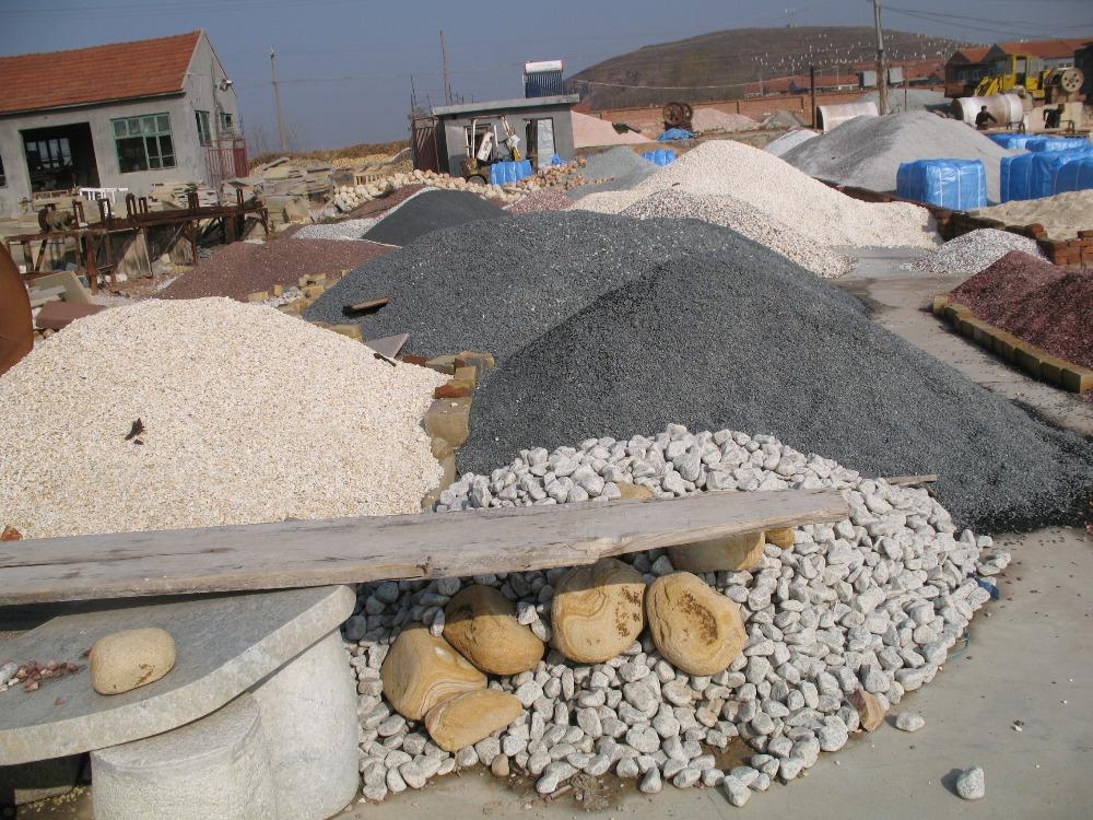 White quartz landscaping stone for decoration paving buy for Landscaping rocks quartz