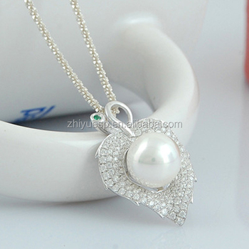 Popular design silver pearl pendant single pearl pendant settings popular design silver pearl pendant single pearl pendant settings aloadofball Gallery
