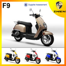 China 4 stroke engine 50cc wholesale kick scooter cheap mopeds EEC approved