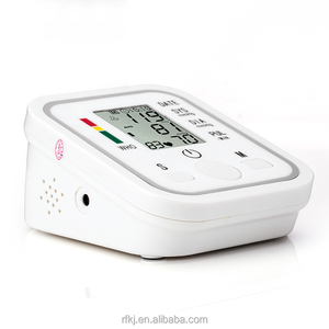 Portable Arm Blood Pressure Meter Smart Automatic Arm Blood Pressure Monitor Home Electronic Digital