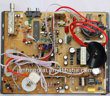 tv circuit board components identification pdf