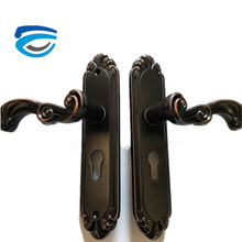 Italy Design Mortise Lever Handle Door Lock for Entrance