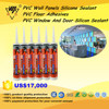 PVC Wall Panels Silicone Sealant PVC Floor Adhesives PVC Window And Door Silicone Sealant
