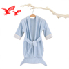 Manufacturers Wholesale China Customized 100% Cotton Baby Hooded Bathrobe