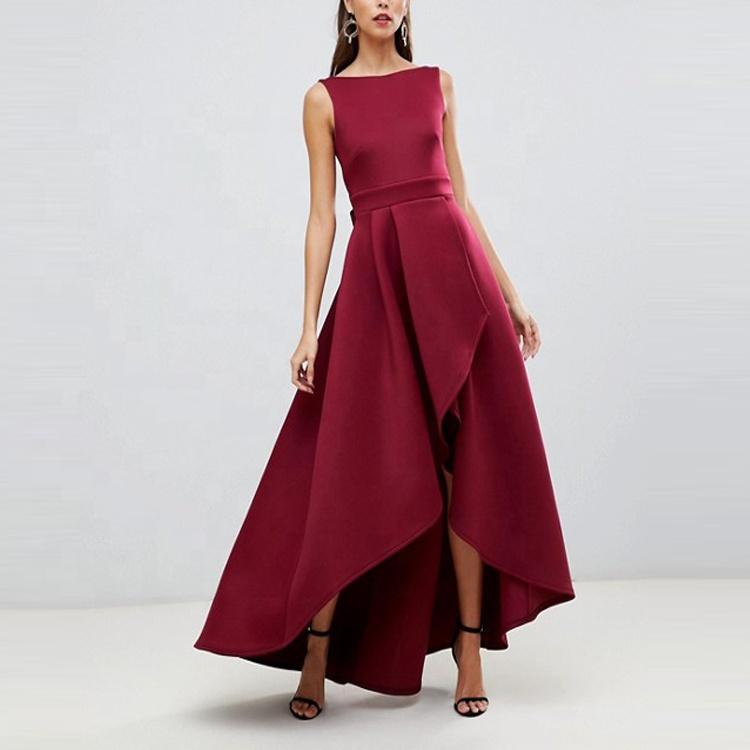Vestidos cortos con lazo atras