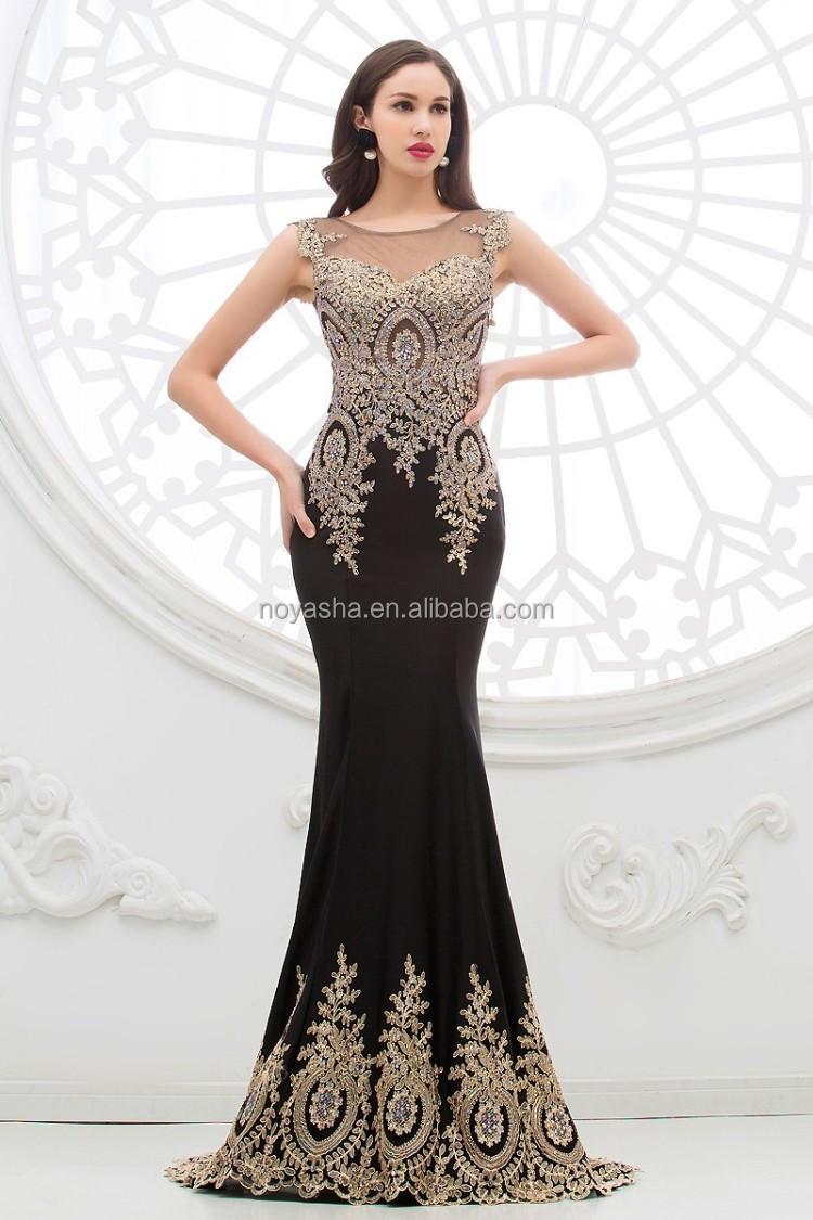 Арабские вечерние платья