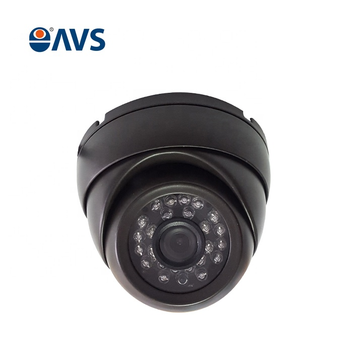 Waterproof AHD 4-in-1 720P 1.0MP CCTV Dome Camera for Security