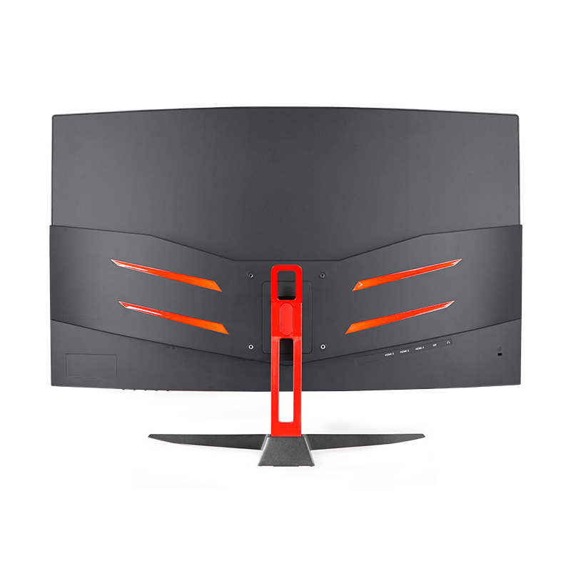 Newest frameless LED monitor Free sync 32 inch 144hz curved gaming led monitor 2560*1440.jpg