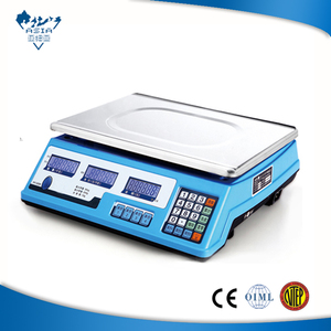 Acs 30kg digital electronic weighing scale