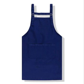 colorful anti fouling waterproof light soft keep cook near skin fading resistance industrial apron uniform for workshop