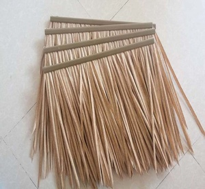 Factory Direct High Quality synthetic reed thatch