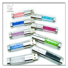 Multi function usb drive with electronic Laser with USB drive pen for promotional