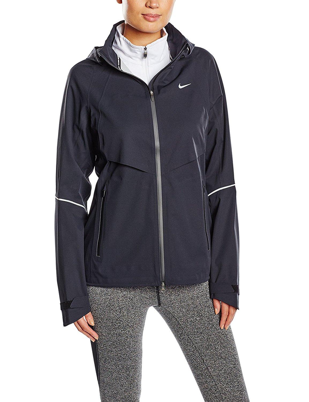 b4c572fe004e Get Quotations · Nike Women s Rain Runner Running Jacket