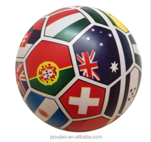 8.5 inch full print inflate pvc toy ball/play ball