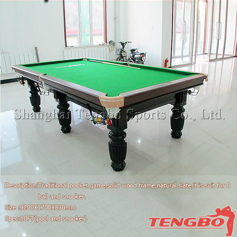 Any Color Billiard Pool Table Snooker Table For Sale In Pakistan - Pool table description