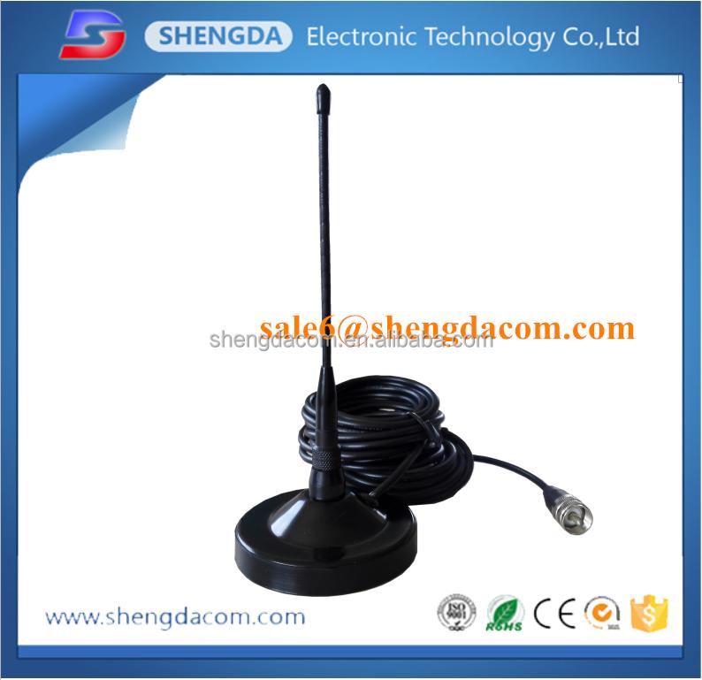 144 430 mhz dual band handy antenne magnetfu antenne. Black Bedroom Furniture Sets. Home Design Ideas