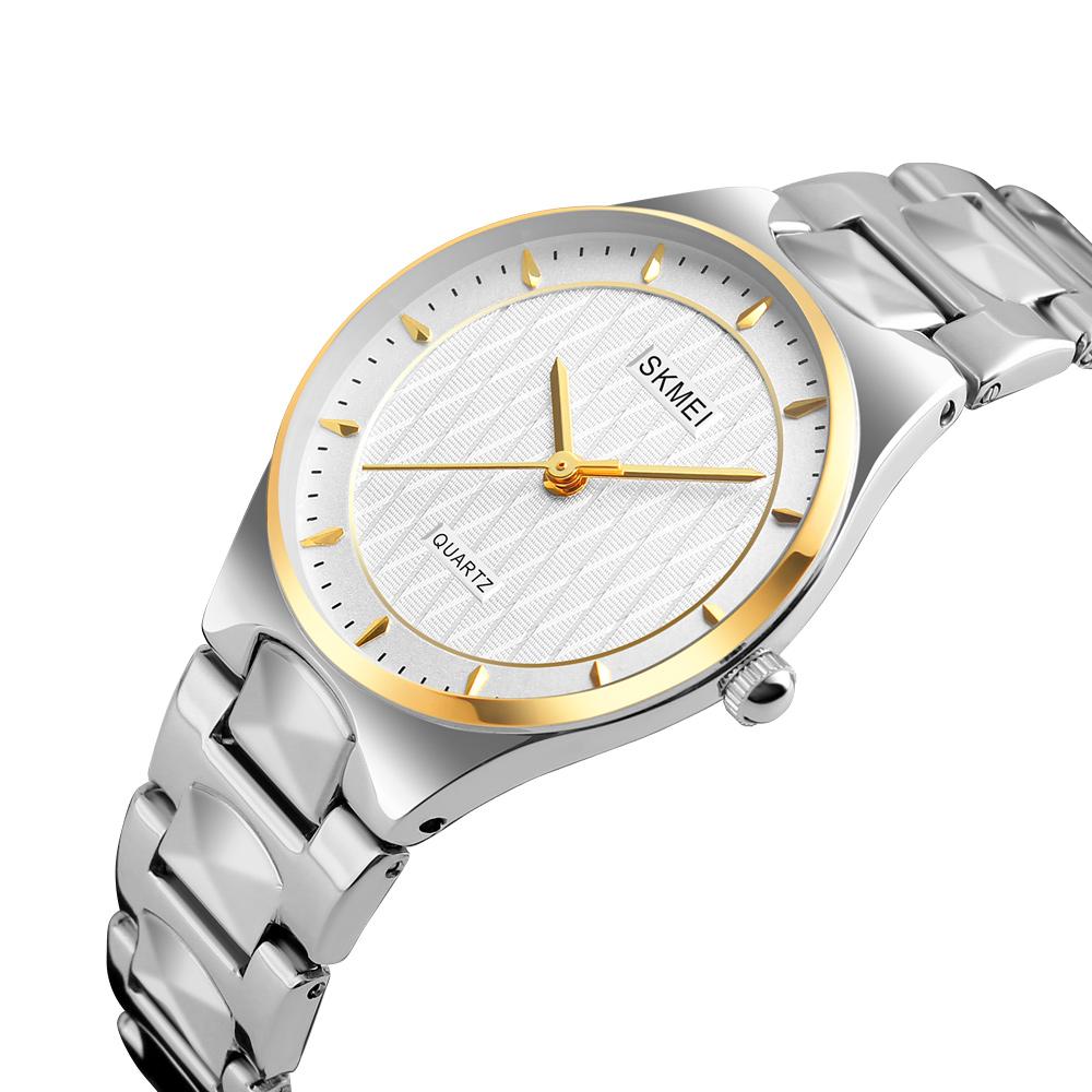 Para estrenar 7a792 ab701 Skmei 1282 Relogio Stainless Steel Back Water Resistant - Buy Relojes Para  Mujer,Relojes De Mujer Women Watch,Reloj Stainless Steel Back Japan Movt ...