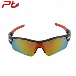 f65bcf8a307 Ptsports Eyewear Full Frame TR90 Sun Glasses Bike Bicycle UV400 Eye  Protective Polarized Cycling Sports Eyewear