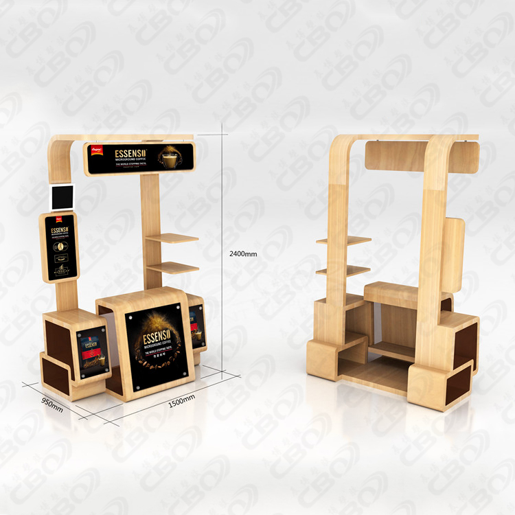 Retail counter Promotion Counter Table Kiosk Trade Show Display Banner Stand
