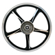Windual 17 inch universal aluminum alloy wheels for motorcycle