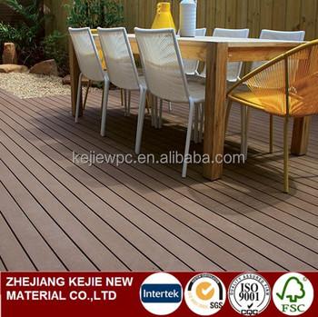 Decking Outdoor Plastic Deck Floor Covering