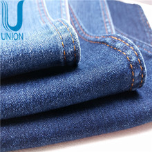 Polished cotton tencel denim fabric with super quality