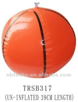 advertising inflatable balloon basketball
