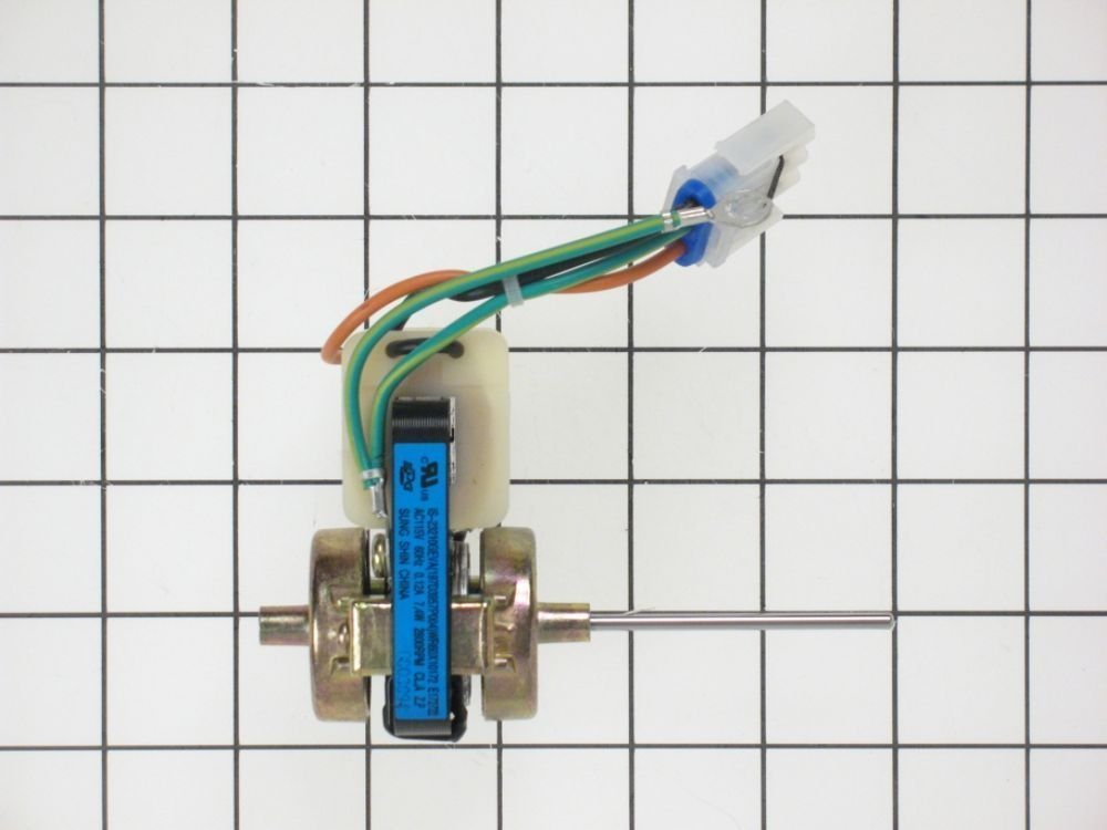 "Ge Factory Oem Wr60x10172 For Wr60x10117 Evaporator Fan Motor"""