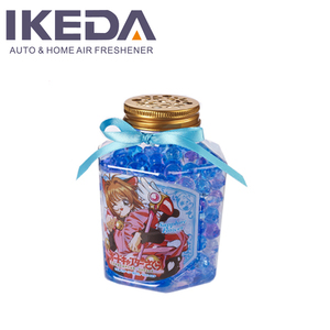 New Design cheap and pretty eva air freshener fragrance beads