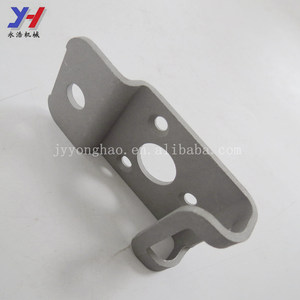 OEM ODM customized bending stainless steel hook fixture for sound equipment
