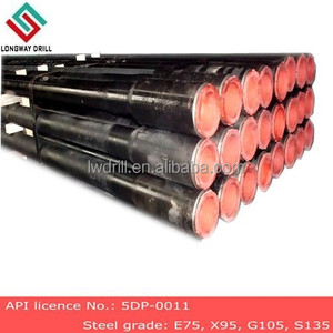114mm Flat Drill Pipe Manufacturer