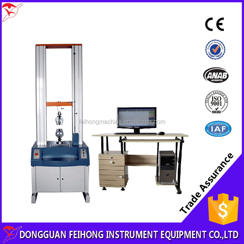 Economic Universal Tensile Testing Instrument for Plastic