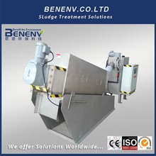 Japanese quality toxic sludge dewatering machine for sale