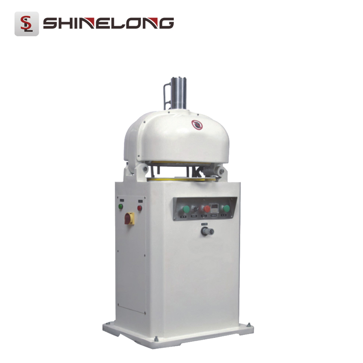F002 Fully Automatic Bread/Pizza Dough Ball Divider & Rounder Machine