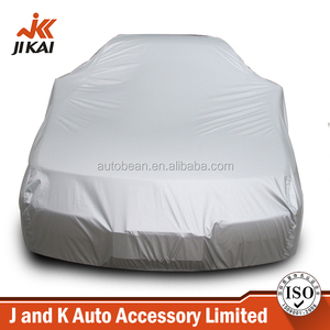 Car cover waterproof hail proof 68D-300D polyester portable outdoor car parking cover
