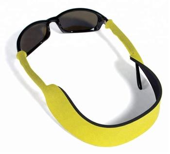 c374430c4b58 Custom Logo Printed Neoprene Croakies  Eyeglass Strap - Buy ...