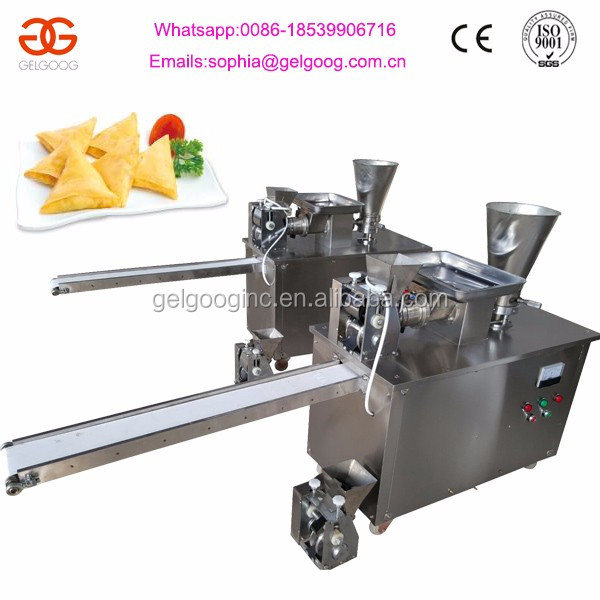 Automatische Curry Puff/Samosa Making Machine