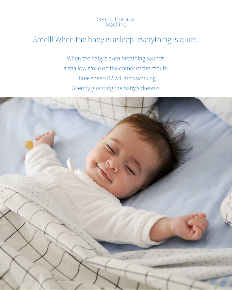 2020 New Arrivals Fan White Noise Sleep Sound  Portable Baby sleep sound machine with timer& Lullaby Music