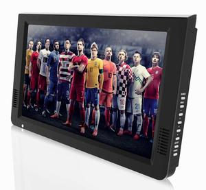 Leadstar 10 inch Portable Digital ATSC DVBT2 ISDB TV of PVR and FM function for car,advertisement,supermarket,home or camping