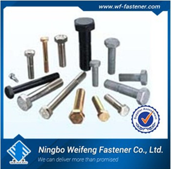 China Manufacturers Bolt Nut Screw Anchor Fastener Good Quality ...