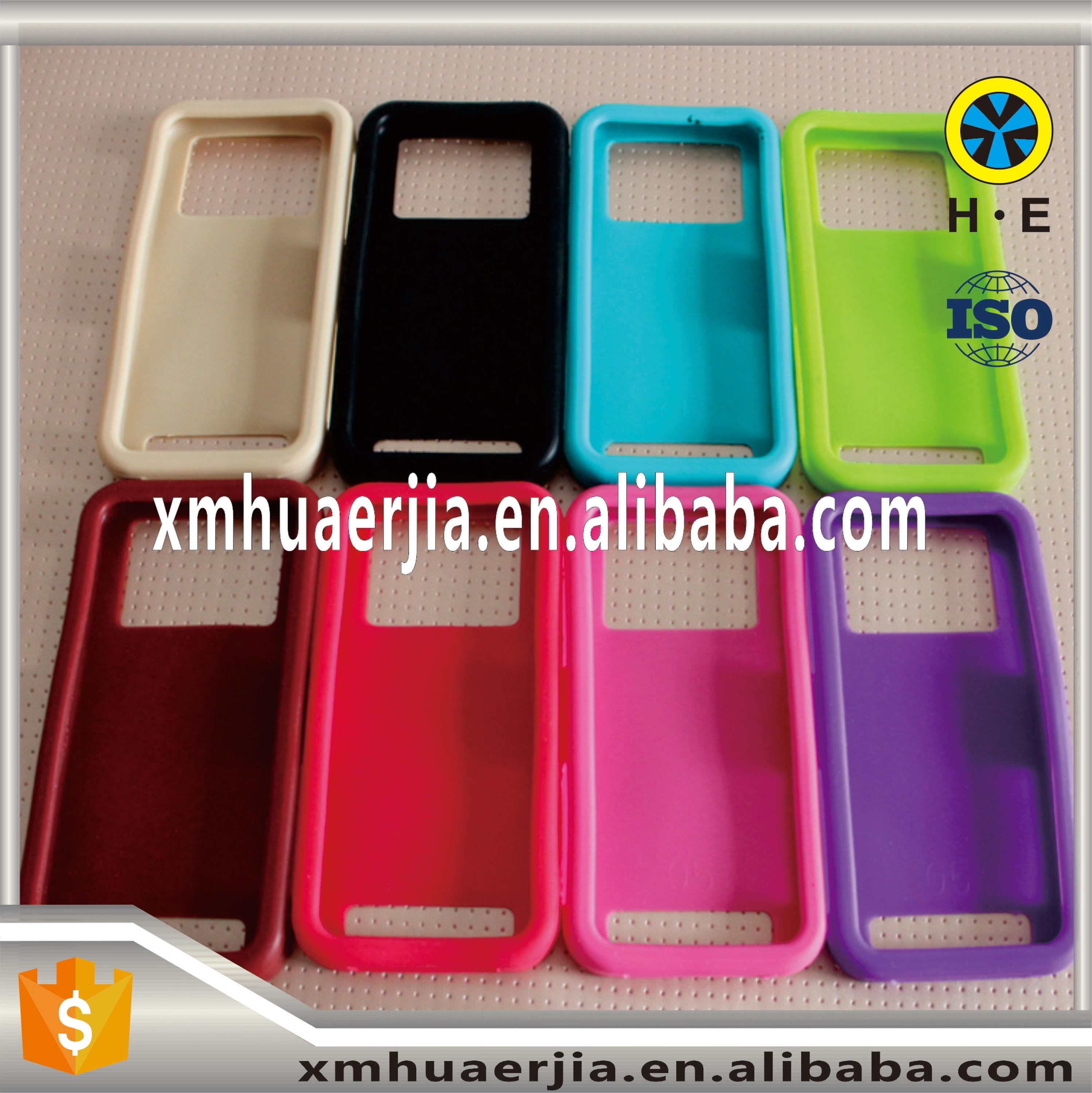 hot sale online 73da7 66a4f Plastic Injection Mould Silicone Rubber Mold Shaping Mode And Plastic  Silicone Rubber Customized Phone Cover Moulds - Buy Custom Made Silicone ...