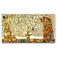 The Tree of Life oil painting reproduction by Gustav Klimt