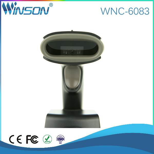 CMOS with Memory handheld ccd wireless barcode reader