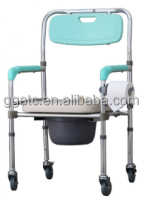 2017 GOGO newly most convenient and most popular commode chair