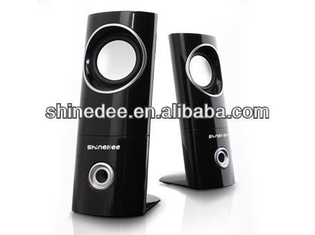 profesional 2.0 home theater subwoofer